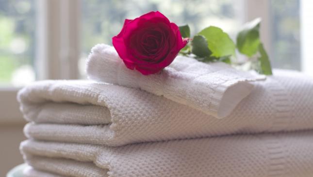 为什么毛巾会变硬 原子力显微镜告诉你答案